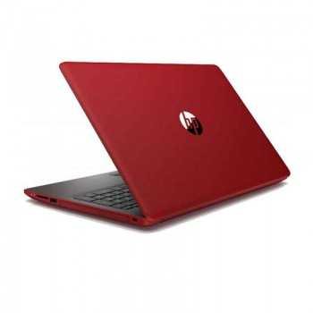 Pc Portable HP 15-da0010nk i3 7è Gén 4Go 1To Rouge (4BZ21EA) tunisie