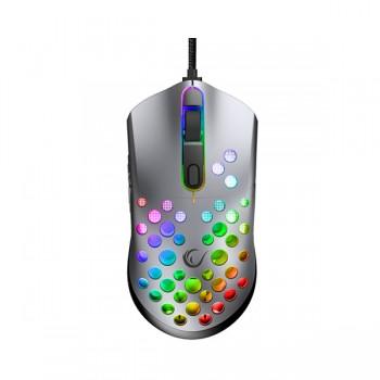 Souris Gaming Rampage Rocket SMX-R66 - 12000 dpi - RGB - Gris - prix tunisie