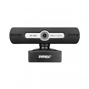Webcam USB Everest SC-829 - 480p - prix tunisie
