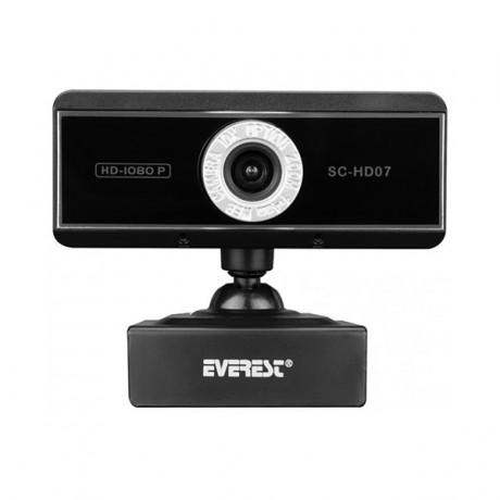 Webcam Everest SC-HD07 - 2MP - Full HD 1080p - prix tunisie