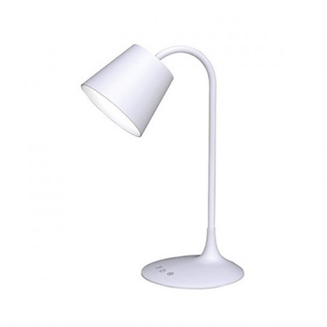 Lampe LED De Bureau Rechargeable Flexible S-link SL-8750 - prix tunisie