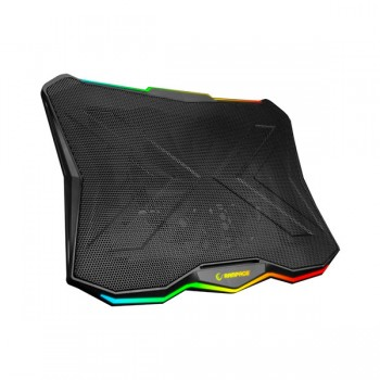 Refroidisseur Pour Pc Portable Rampage Showy AD-RC8 - RGB - prix tunisie