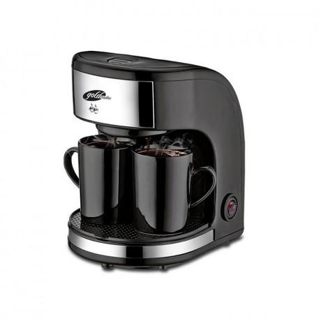 MACHINE A CAFÉ GOLDMASTER Noir/Inox (GM-7331)