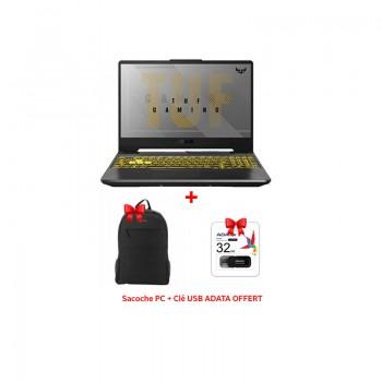 PC PORTABLE ASUS R5-4600H 8G 512SSD GTX 1660TI WIN10 BLACK