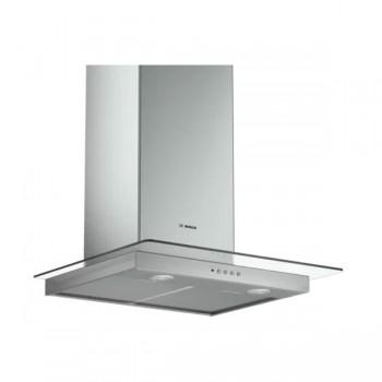 Hotte Murale Bosch Clear Glass DWG66CD50Z 90 Cm - Acier inoxydable - prix tunisie