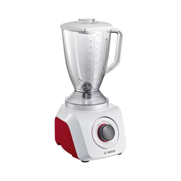 Blender Silencieux Smoothie Mixx Bosch 500 W - MMB21P0R - Blanc  - prix tunisie