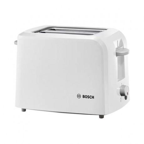 Toaster Compact Class Bosch TAT3A011 - Blanc - prix tunisie
