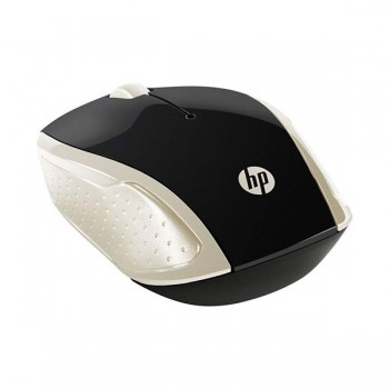 Souris Sans Fil Optique HP 200 Silk 2HU83AA - Gold - prix tunisie