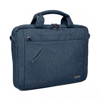 "Sacoche Pc Portable Port Designs Technical Specifications 13'' / 14"" 135077 - Bleu - prix tunisie"