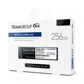 Disque Dur Interne SSD M.2 2280 TeamGroup MP34 / 256 Go - prix tunisie