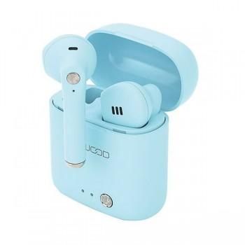 Écouteurs Sans Fil TWS Ledwood T14 Bleu - 3700789508342 - prix tunisie