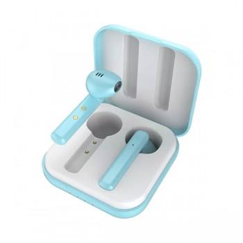 Écouteurs Sans Fil TWS Ledwood T14 Bleu - 3700789508076 - prix tunisie