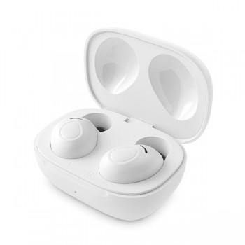 Écouteurs Sans Fil TWS Ledwood S12 Blanc - 3700789509257 - prix tunisie