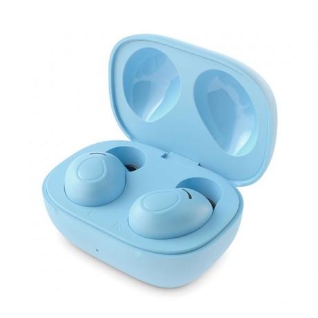 Écouteurs Sans Fil TWS Ledwood S12 Bleu - 3700789509288 - prix tunisie