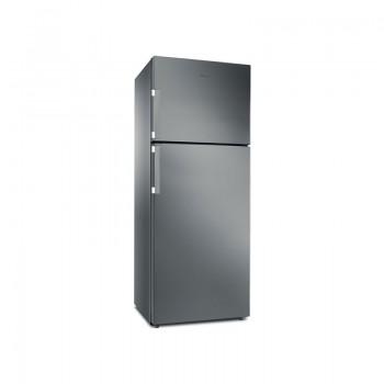 Réfrigérateur Whirlpool double porte 442L Inox W7TI 8711 NFX EX