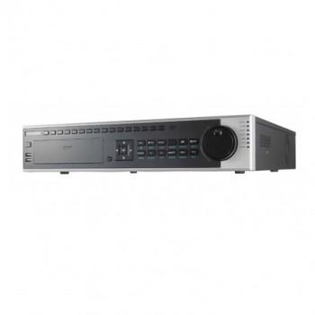 Enregistreur Hikvision NVR 64 ch - 320mbps - (ds-8664ni-i8)