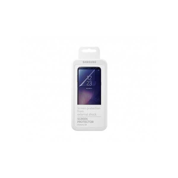 Film de protection SAMSUNG Galaxy S8 Tunisie