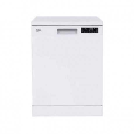 Lave Vaisselle BEKO 14 Couverts DFN28420W Blanc