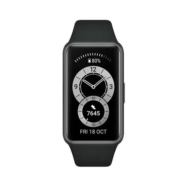 Montre Bracelet Connecté Huawei Band 6 - Noir