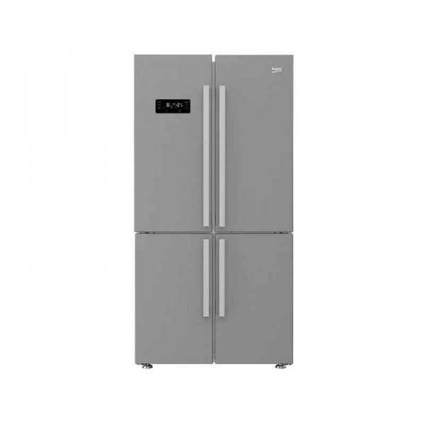 Réfrigérateur BEKO GN141622XP Side By Side 680 Litres Silver Tunisie