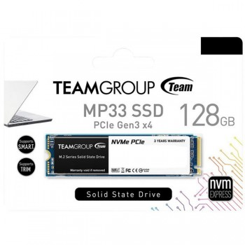 Disque Dur Interne SSD M.2 TeamGroup MP33 - 128 Go  - prix tunisie
