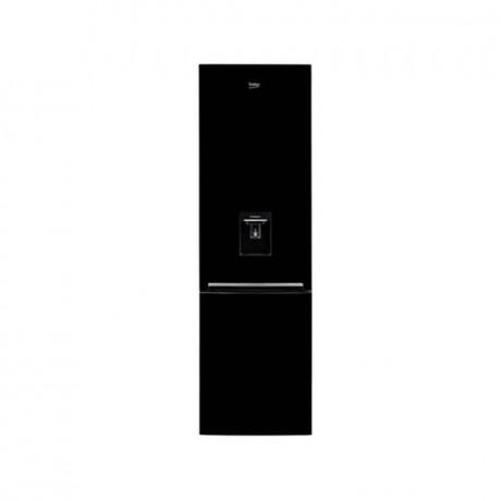 Réfrigérateur Combiné RCNA450M20DB BEKO  450 Litres NoFrost - Noir
