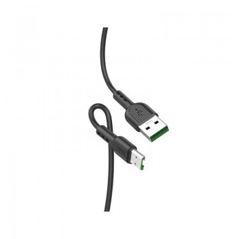 CABLE X33 FLASH CHARGING MICRO USB 1.2M 4A HOCO prix tunisie