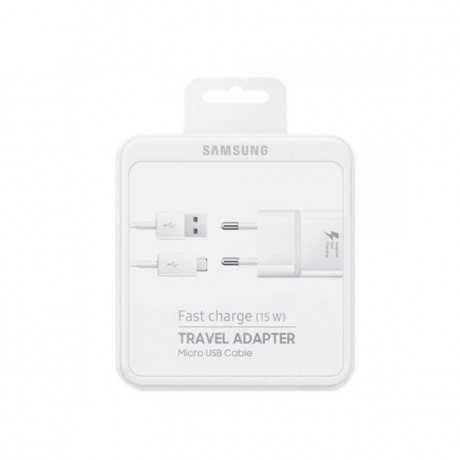 Chargeur Rapide Samsung Micro USB 15W Tunisie