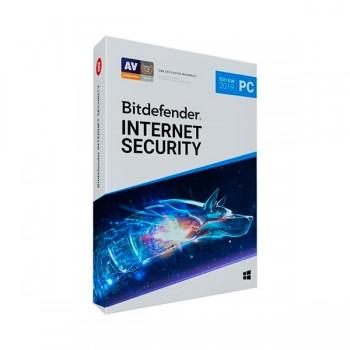 Antivirus Bitdefender Internet Security / 1 Poste / 1 an - prix Tunisie