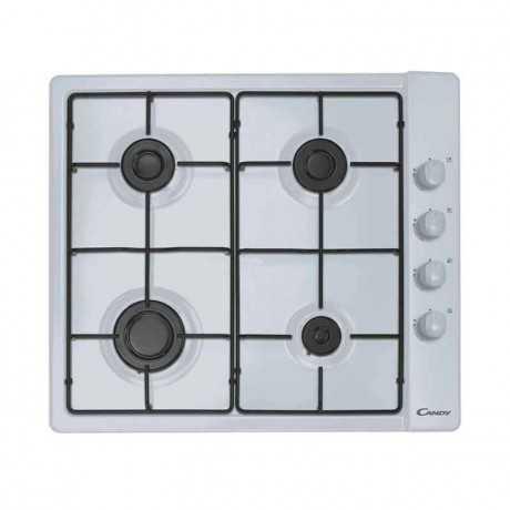 Plaque de cuisson électrique Candy CLG64PB Blanc