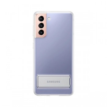 Galaxy S21 Plus Clear Standing Cover prix Tunisie