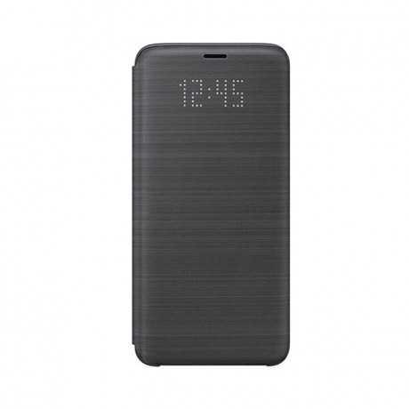 Étui LED View Galaxy S9 Noir EF-NG960PBEGWW Tunisie