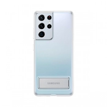 Galaxy S21 Ultra Clear Standing Cover prix Tunisie
