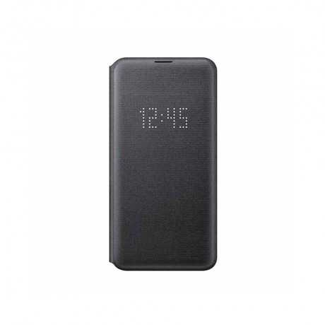 Led view cover Galaxy S10E Noir EF-NG970PBEGWW Tunisie