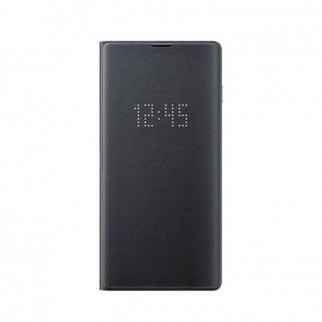 LED View Cover Galaxy S10 Noir EF-NG973PBEGWW Tunisie