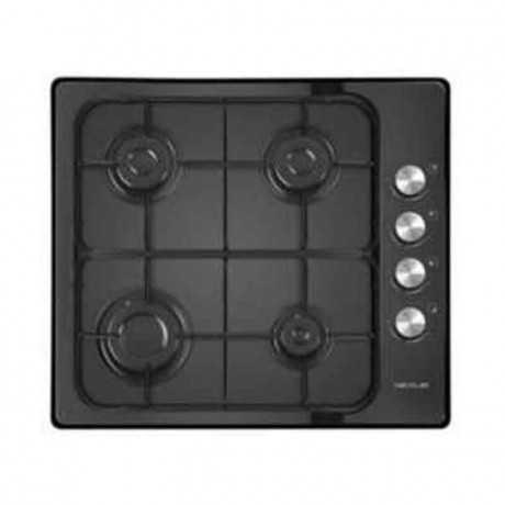 Plaque de cuisson CANDY 4feux CLG64SPN Noir