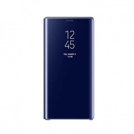 Clear View Standing Cover Galaxy Note9 Bleu EF-ZN960CLEGWW Tunisie