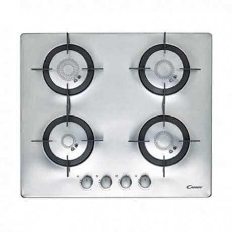 Plaque de cuisson CANDY 4 feux CFX64P Blanc