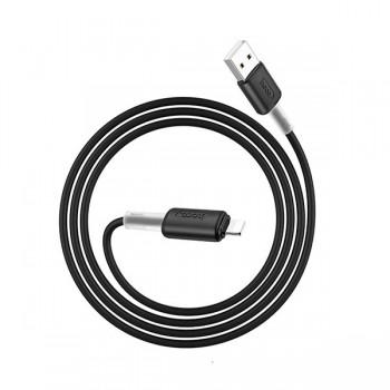 Câble HOCO X48 Silicone 2.4A Pour IPhone 1M - prix Tunisie