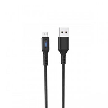 Câble HOCO U79 smart power 2,4A pour Micro 1,2M - prix Tunisie