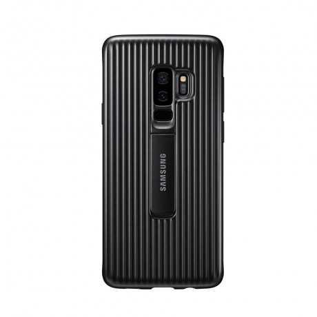 Protective Standing Cover Galaxy S9+ Noir EF-RG965CBEGWW Tunisie