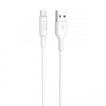 Câble HOCO X25 Fast 5A Pour Micro-USB 1M - prix Tunisie