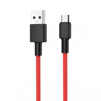 Câble HOCO X29 Fast 2A Pour Micro-USB 1M - prix Tunisie