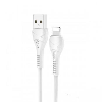 Câble HOCO X37 2.4A Pour IPhone 1M - prix Tunisie
