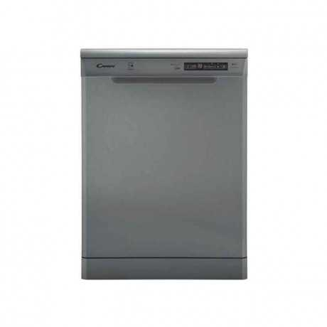 LAVE VAISSELLE CANDY 16 COUVERTS - INOX - CDP2DS62X