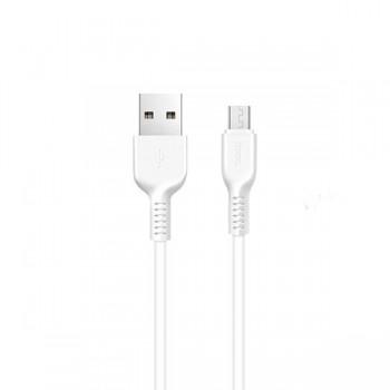 Câble HOCO X20 2A Pour Micro-USB 2M - prix Tunisie