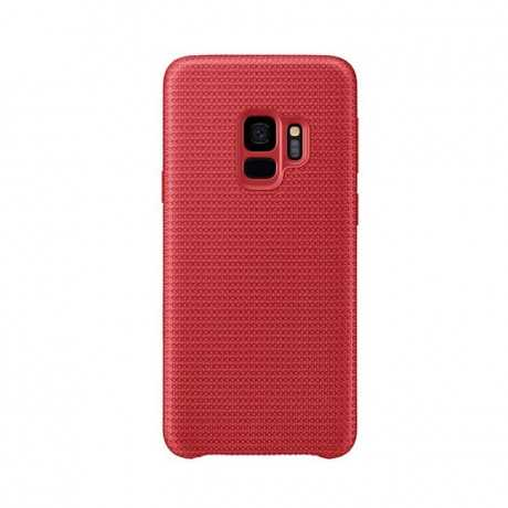 Coque Hyperknit Galaxy S9 Rouge