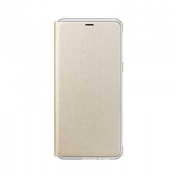 Neon Flip Cover Galaxy A8 2018 Gold EF-FA530PBEGWW Tunisie