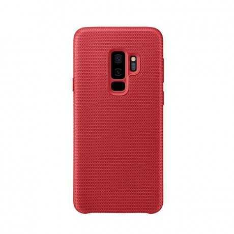 Coque Hyperknit Galaxy S9+ Rouge EF-GG960FREGWW Tunisie
