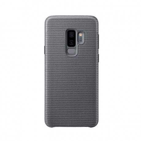 Coque Hyperknit Galaxy S9+ Gris EF-GG965FJEGWW Tunisie